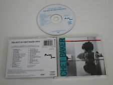 CHET BAKER/THE BEST OF(CAPITOL-PACÍFICO JAZZ 0777 7 92932 2 3) CD ÁLBUM