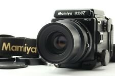 [N MINT] Mamiya RZ67 Pro II + Sekor Z 90mm f3.5 W 120 Film Back from Japan 825