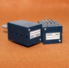 1PCS Japan ALPS RK27114A 50K 4 GANS Dual-channel Volume Potentiometer SemiCircle
