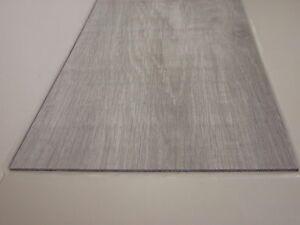 Pavimento adesivo parquet doghe PVC  LTV Rovere grigio cm 91,44x15,24 € 15,40 MQ