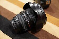 Canon EF 17-40 mm f/4 L USM Lens - Black - 8806A002