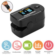Blood Oxygen Monitor Finger Pulse Saturation Monitor Oximeter Heart Rate Monitor