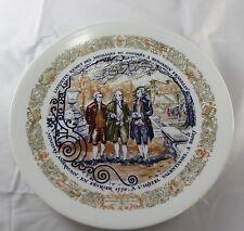 The Lafayette Collection Henri D'Arceau Limoges Plate V