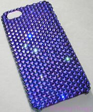 HELIOTROPE Crystal Rhinestone Back Case for iPhone 5 5S with Swarovski Elements