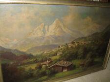RINGEISEN Joseph, *1906 Berchtesgaden HAUPTWERK !!!!!!!
