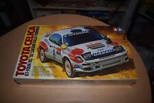Tamiya Model Kit 24119 Toyota Celica GT-Four RC NEW FACTORY SEALED