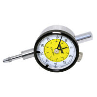 SHAHE MINI Dial indicator 0-10 mm Precise 0.01mm Resolution Indicator Dial Gauge