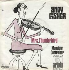Andy Fisher Mrs. Thunderbird / Monsieur Controleur