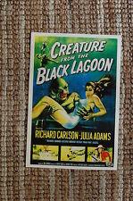 Creature From The Black Lagoon #1 Lobby Card Movie Poster Richard Carlson