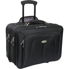 Samsonite Business One Mobile Office - Black Wheeled Business Case NEW