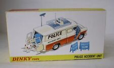 Repro Box Dinky Nr.287 Police Accident Unic