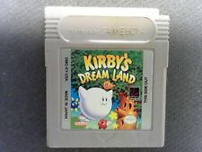 Kirby's Dream Land (Nintendo Gameboy)