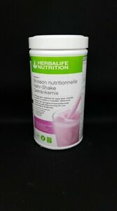 f1 douceur fruit rouge herbalife 1 pot