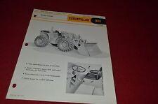 Caterpillar 944 Series A Wheel Loader Dealer's Brochure DCPA6 ver
