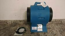 Americ Vaf3000p 1 12 Hp 12 In Dia Air Driven Confined Space Blowerexhauster