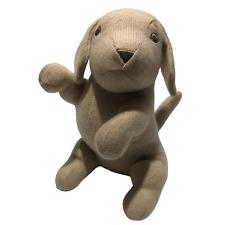 Agnona Peluche Teddy Bear RRP £179.95 ** VERY RARE** 10 inch 100% Cashmere Camel