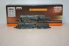 Märklin Spur Z mini-club: 88832 Dampflokomotive der BR 52 3604 Wannentender, OVP