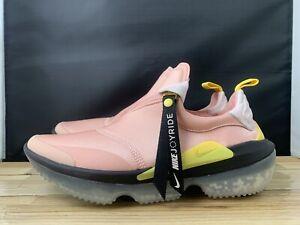 New Women's Nike JOYRIDE OPTIK Coral Pink Stardust Running SHOES AJ6844 600 SZ 9