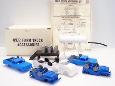 Rare MARX Farm Truck Accessory Set #0977. In Original Box-Complete Set