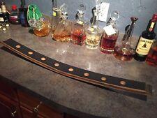 Blanton's Blantons Bourbon Stopper Display Stave Bottle Cork Barrel Stave Medium