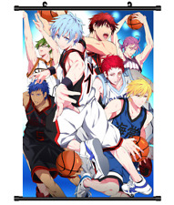 4042 Anime Kuroko no Basket Kiseki no Sedai wall Poster Scroll