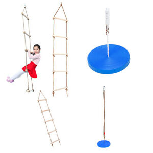 Climbing Ladder And Hanging Swing with Tree, Toy