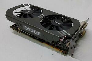 ZOTAC GeForce GTX 970 Dual Fan 4GB 256Bit GDDR5 Graphics Card ZT-90101-10P