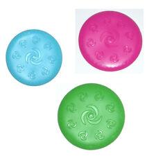 3 X Hundespielzeug - Frisbee aus Gummi - Hundefrisbee -  15,5 cm