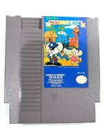 Mappy Land ORIGINAL NINTENDO NES GAME Tested + Working & Authentic!