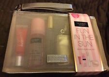 Victoria's Secret 5 PC GIFT SET  Fun in the Sun Beach Survival Kit NEW WITH TAGS
