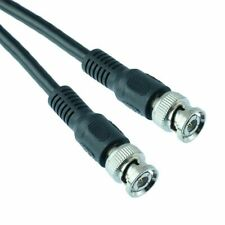 1m BNC Male to Male Plug Video Cable Patch Lead CCTV Camera DVR