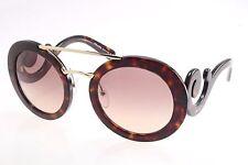 New original Prada SPR 13SS 2AU-3D0 54 Women Sunglasses Havana Gradient Brown