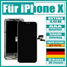 Ersatz LCD Display Für iPhone X 10 RETINA HD Bildschirm 3D Touch Screen Schwarz