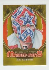 (56776) 2012-13 ITG BETWEEN THE PIPES MIKE PALMATEER MASKED MAN 5 GOLD (X/10)