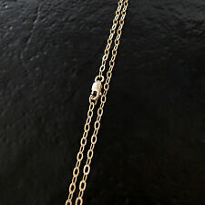 20 Inch 14k Gold Filled 2.3mm Cable Chain Necklace