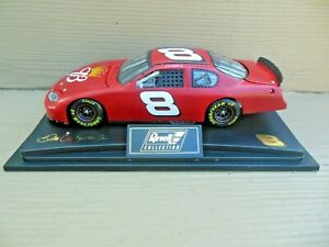 REVELL DALE EARNHARDT JR. 2003 NASCAR TEST CAR DIE CAST with STOP WATCH