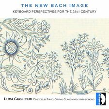 J.S. Bach / Luca Guglielmi - New Bach Image [New CD] Digipack Packaging