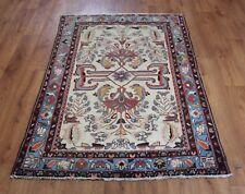 Traditional Vintage Wool Handmade Classic Oriental Area Rug Carpet 160X 102cm