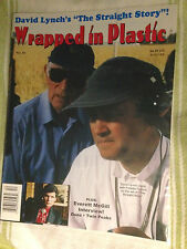 WOW 'WRAPPED in PLASTIC' magazine #44 Dec '99 / The STRAIGHT STORY /TWIN PEAKS