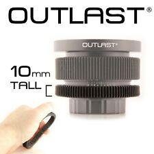 OUTLAST 10mm Flexible Follow Focus Gear Aperture Iris Lens Cinema Gear Universal