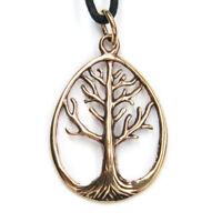 Lebensbaum Anhänger Bronze Gothic Schmuck - NEU