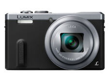 NEW! Panasonic LUMIX DMC-ZS40 18.1MP Digital Camera - Silver