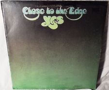 Yes - Close To The Edge Original vinyl album record with Lyric Inner Sleeve 1972