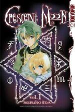 Complete Set Series - Lot of 6 Crescent Moon books by Haruko Iida (Anime)