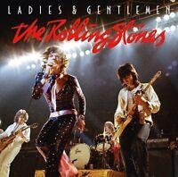 THE ROLLING STONES - LADIES & GENTLEMAN (LIVE IN TEXAS,US,1972)   CD NEW+