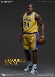 Enterbay NBA Collection Real Masterpiece Actionfigur 1/6 Shaquille O'Neal 37 cm
