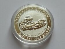 AUSTRALIEN 2020   1 AUD 1 OZ  9999  AG   NUGGET - HAND OF FAITH 1980   UNCIRC.