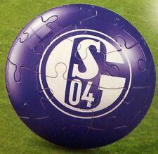 FC Schalke 04 Ravensburger Puzzle Ball 3D Fußball Bundesliga Ø5cm