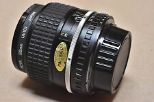 Nikon Ai-s 100mm f/2.8 Series E Manual Focus Lens FA