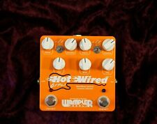 Wampler Hot Wired v2 Boutique 2-Channel Overdrive/Distortion made in USA